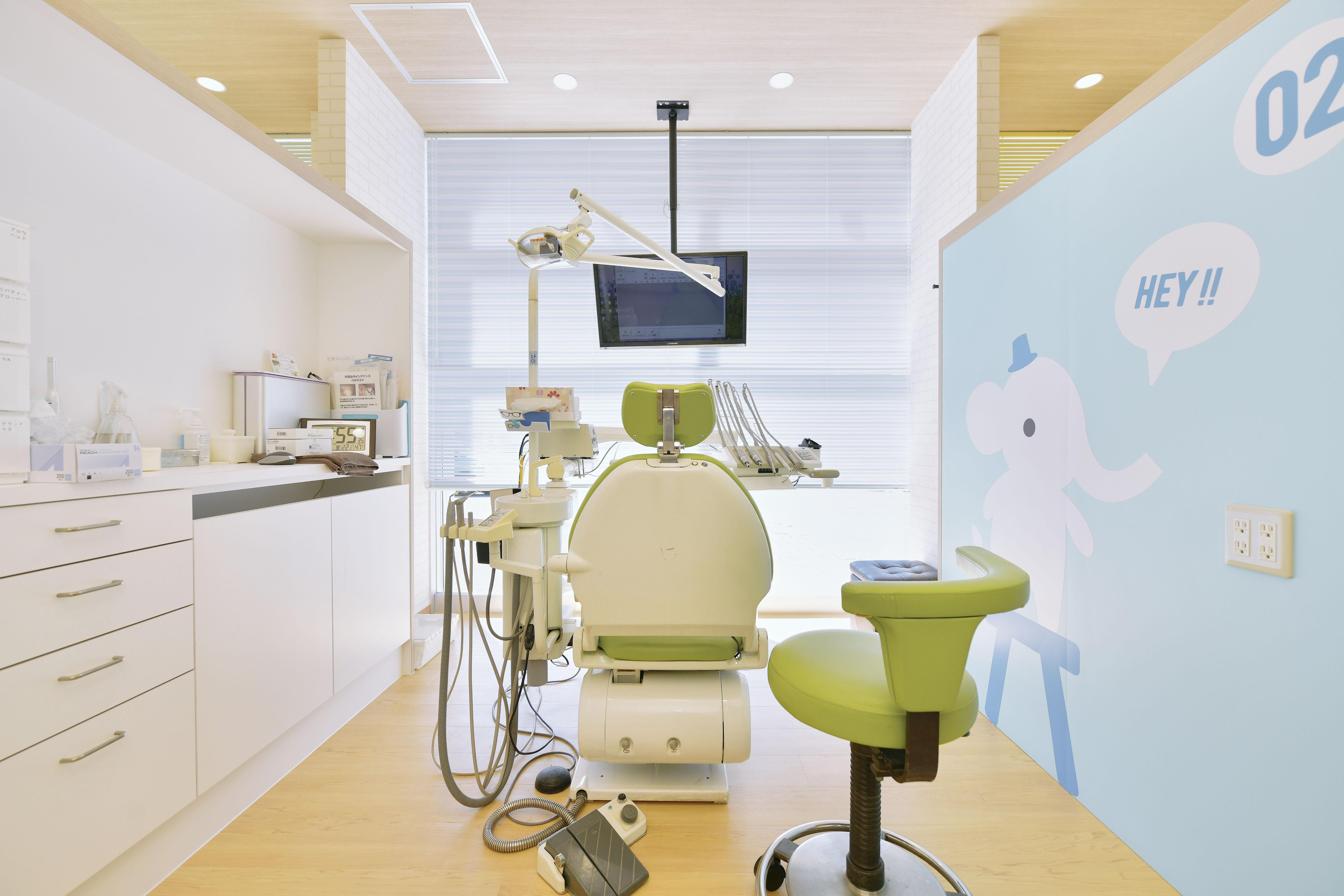 AOYAMA DENTAL OFFICE 小児歯科センターカムカムクラブ