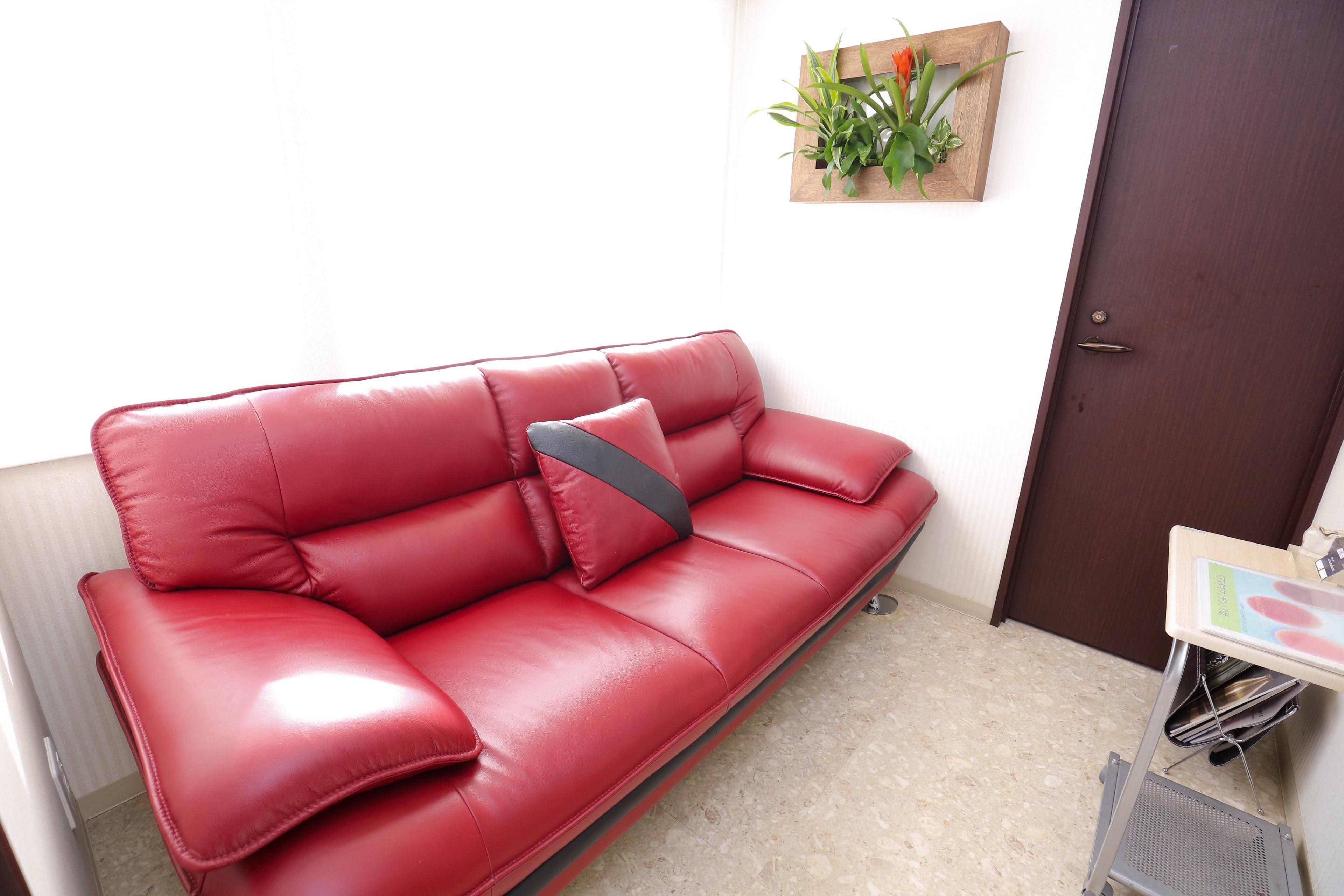 特診室の待合室