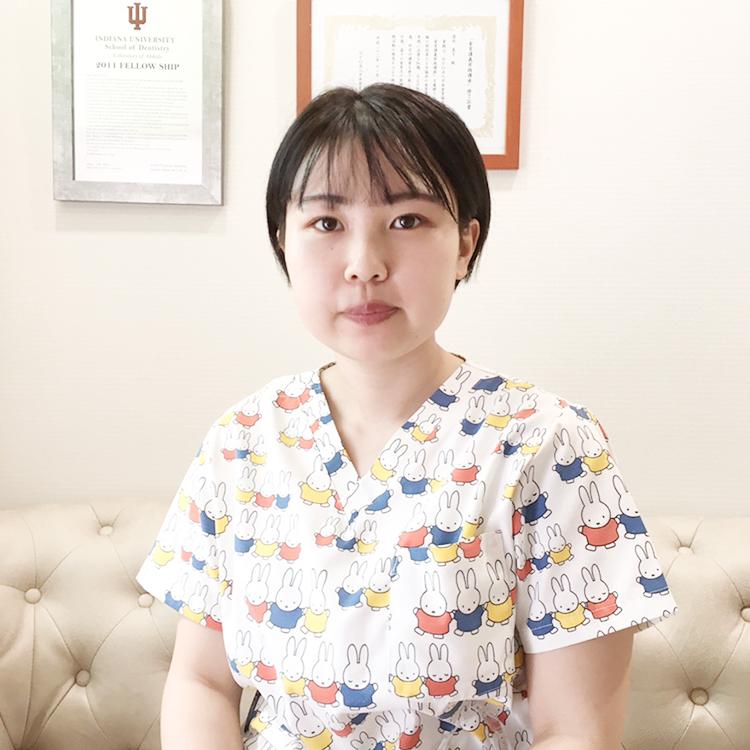 歯科衛生士 長谷川 悠