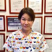 歯科衛生士 上村 奈津子