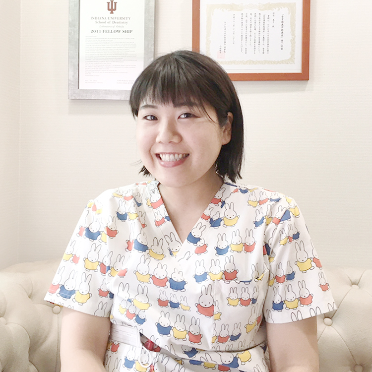 歯科衛生士 木練 直子