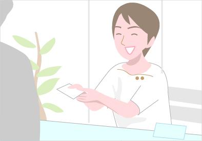 受付の仕事の魅力